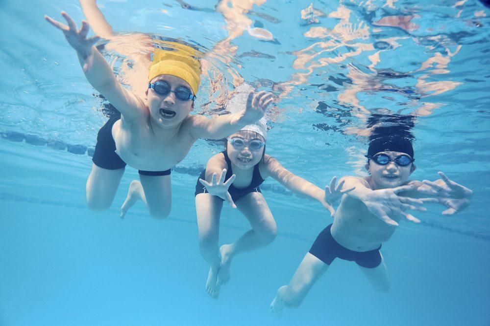 小さな子どもの場合はスポーツを多種目やらせるようにしよう!
