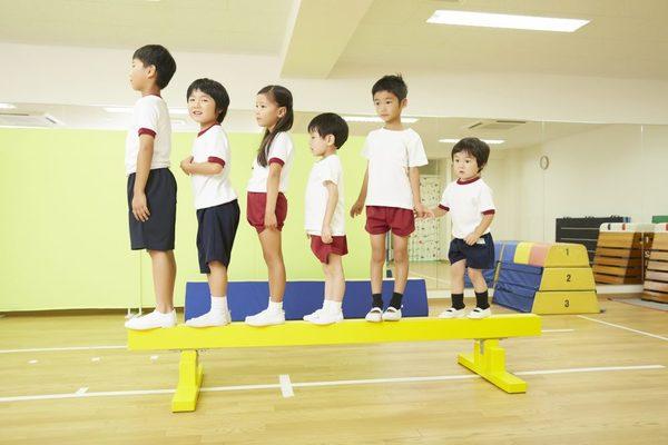 子どもが体操を始めるなら幼児期からが一番ふさわしい!サムネイル
